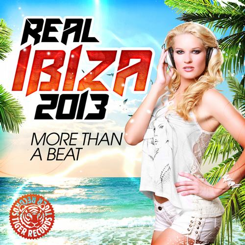Album Art - Real Ibiza 2013 (More Than A Beat)