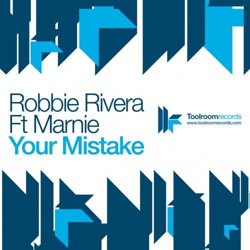 Album Art - Your Mistake