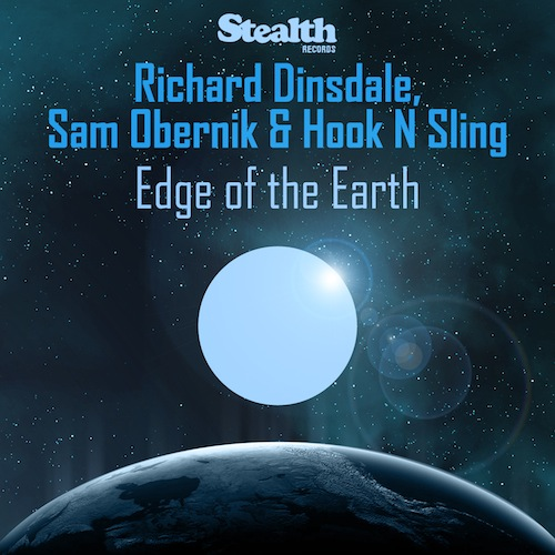 Album Art - Edge Of The Earth