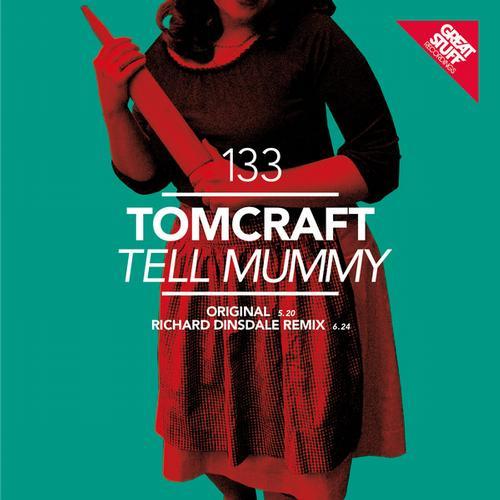 Album Art - Tell Mummy