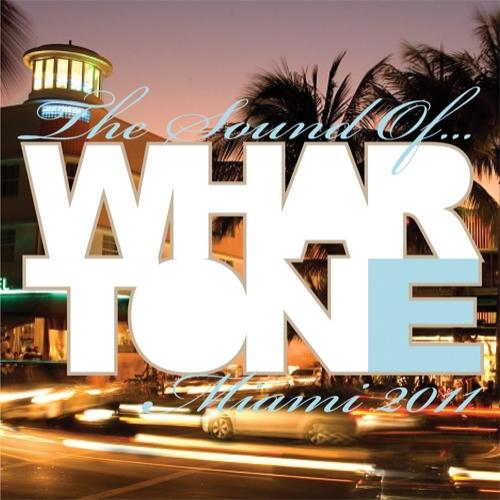 Album Art - The Sound Of Whartone Miami 2011