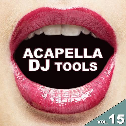 Album Art - Acapella DJ Tools Vol. 15