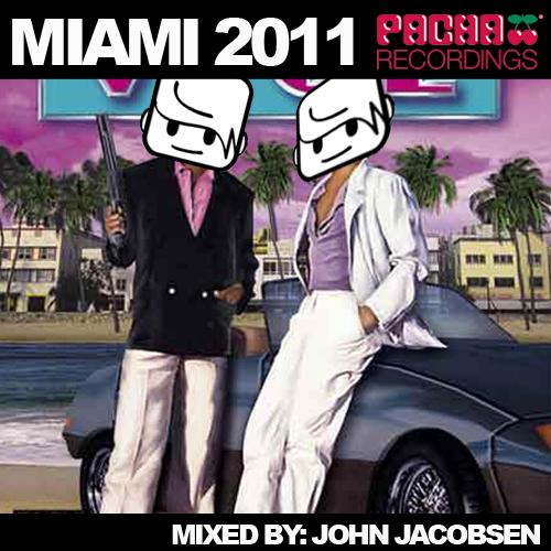 Album Art - Pacha Recordings Miami Mix