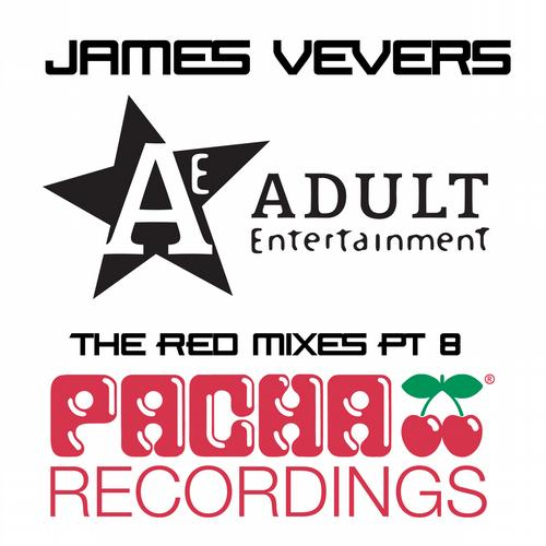 Album Art - Adult Entertainment With James Vevers.Red 08