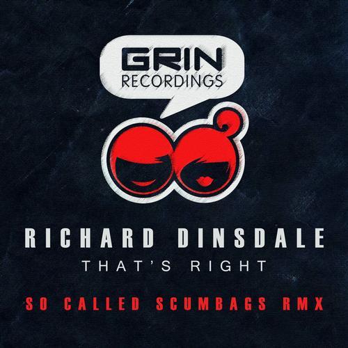 Album Art - That's Right (So Called Scumbags Remix) - Single