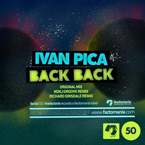 Album Art - Back Back