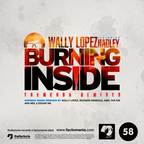 Album Art - Burning Inside Tremeda Remixes
