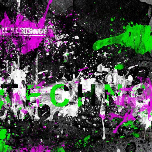 Album Art - Techno