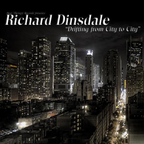 Album Art - Drifting From City To City