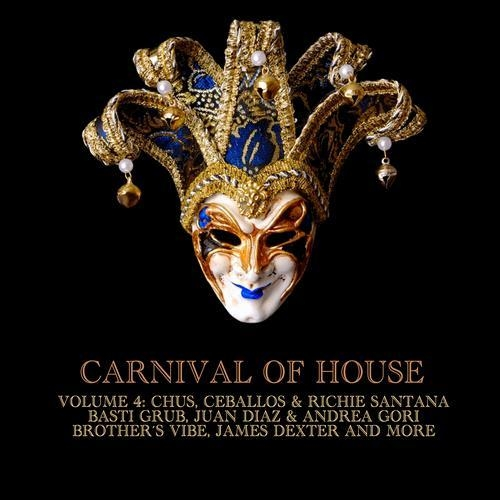 Album Art - Carnival of House, Vol. 4