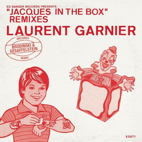 Album Art - Jacques In The Box (Remixes)