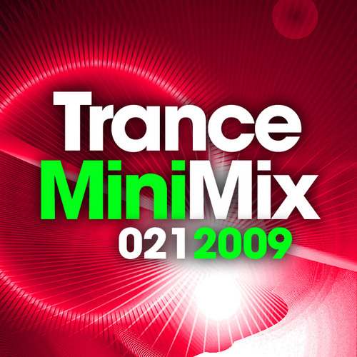 Album Art - Trance Mini Mix 021 - 2009