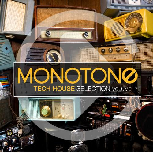 Album Art - Monotone Vol. 17 - Tech House Selection