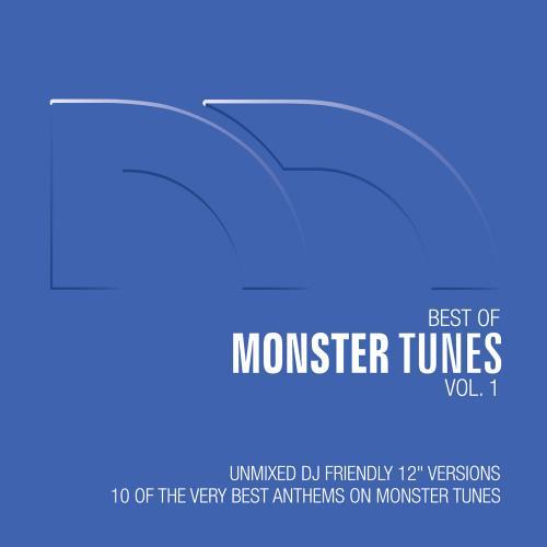 Album Art - Best Of Monster Tunes Vol. 1