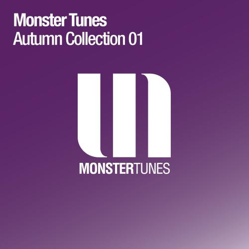 Album Art - Monster Tunes Autumn Collection 01
