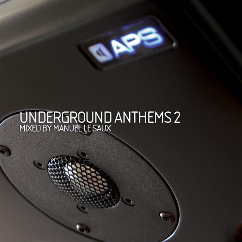 Album Art - Underground Anthems Volume 2