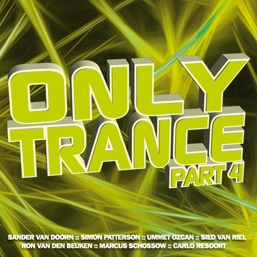Album Art - Only Trance Volume 4