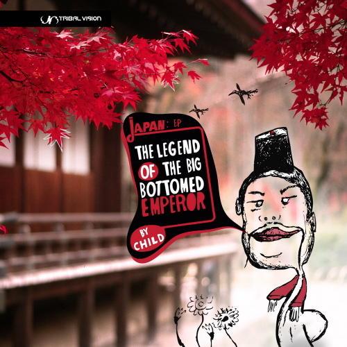 Album Art - Japan Ep - The Legend Of The Big Bottomed Emperor