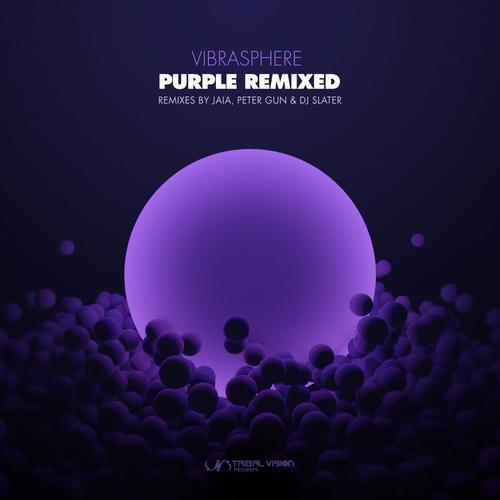 Purple (Remixed) Album Art
