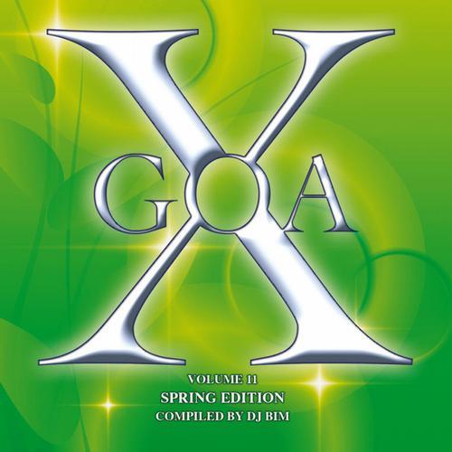 Goa X Vol.11 (Compiled by DJ Bim) Album Art