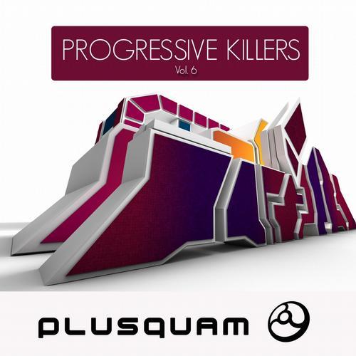 Album Art - Progressive Killers Vol. 6