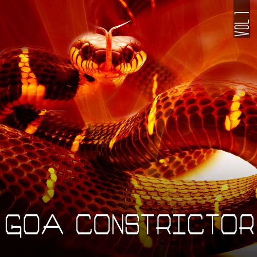 Album Art - Goa Constrictor Volume 01 (Captivating Psychedelic Trance And Goa Anthems)