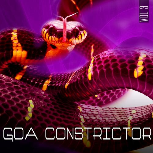 Goa Constrictor, Vol. 03 (Captivating Psychedelic Trance and Goa Anthems) Album