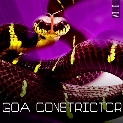 Album Art - Goa Constrictor Volume 06 (Captivating Psychedelic Trance And Goa Anthem)