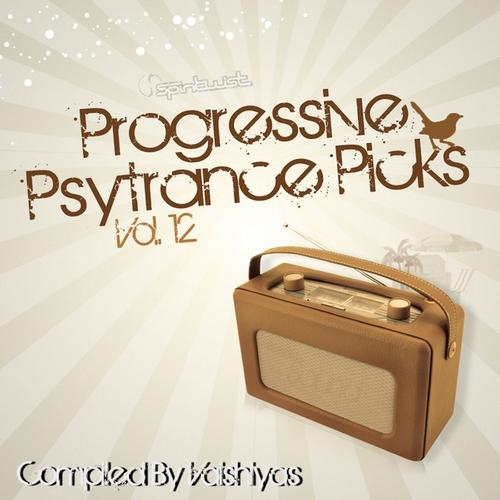 Progressive Psy Trance Picks Vol.12 Album Art