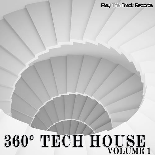 Album Art - 360 degree Tech House