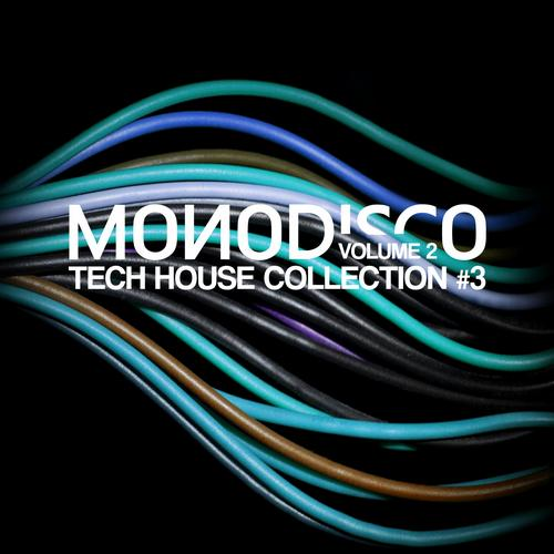 Album Art - Monodisco Volume 3