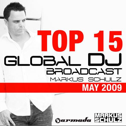 Album Art - Global DJ Broadcast Top 15 - May 2009