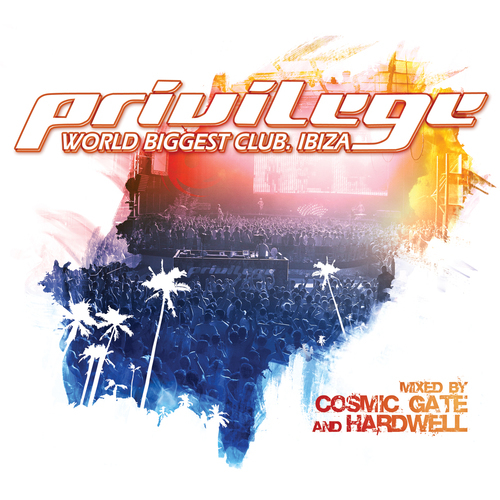 Album Art - Privilege - World Biggest Club Ibiza