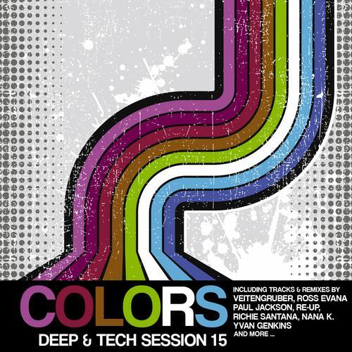 Album Art - Colors - Deep & Tech Session 15
