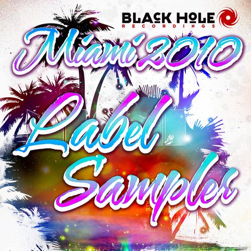 Album Art - Black Hole Recordings Miami 2010 Label Sampler