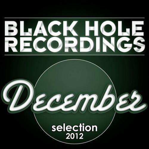 Album Art - Black Hole Recordings December Selection 2012