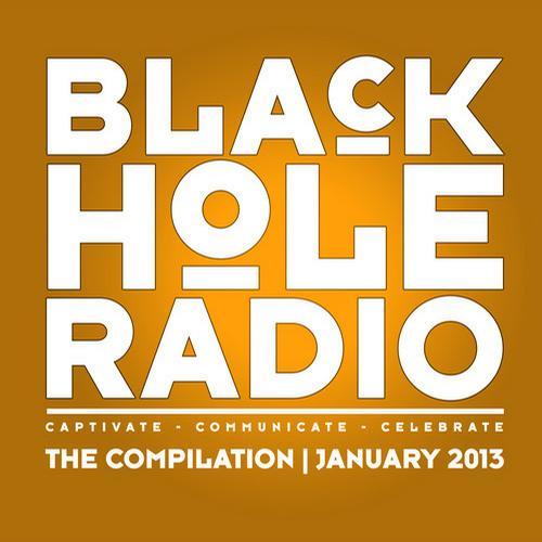 Album Art - Black Hole Radio January 2013