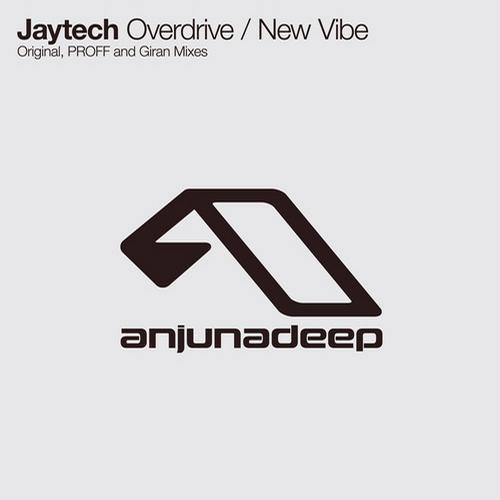 Album Art - Overdrive / New Vibe