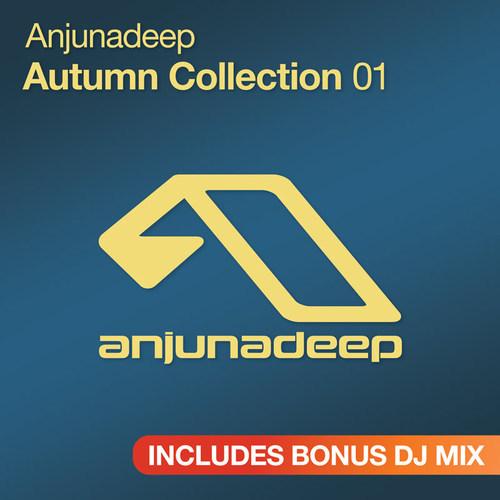 Album Art - Anjunadeep Autumn Collection 01
