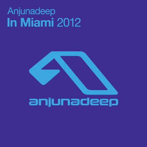 Album Art - Anjunadeep In Miami: 2012