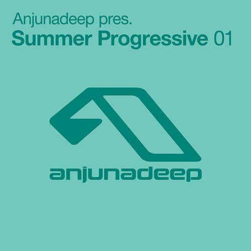 Album Art - Anjunadeep pres. Summer Progressive 01