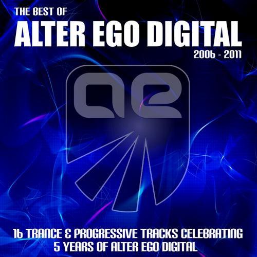 The Best Of: Alter Ego Digital (2006-2011) Album Art