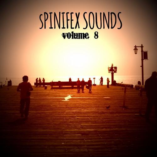 Album Art - Spinifex Sounds Volume 8