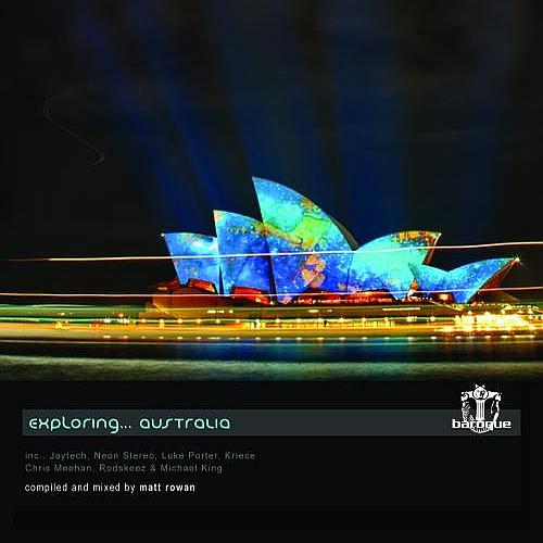 Album Art - Exploring... Australia