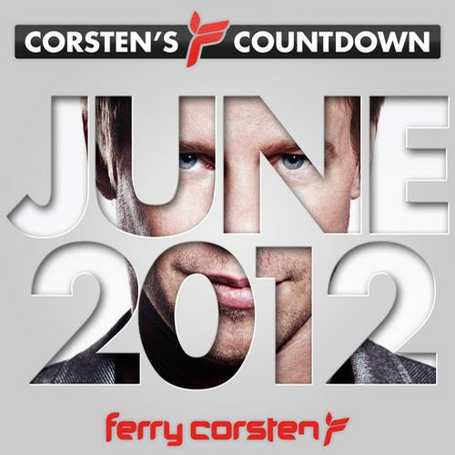 Album Art - Ferry Corsten presents Corsten's Countdown June 2012