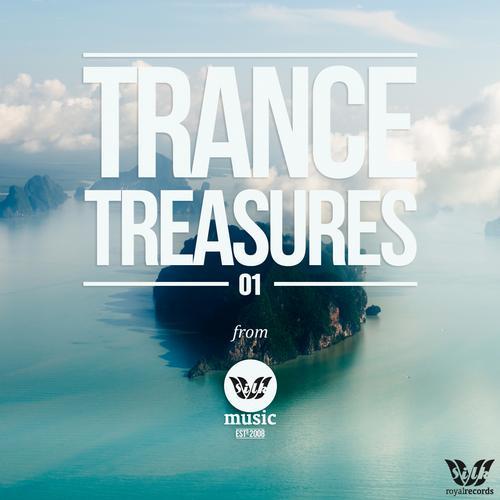 Album Art - Silk Royal Pres. Trance Treasures 01