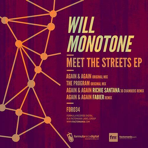 Album Art - Meet The Streets EP
