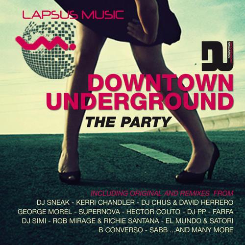 Album Art - DU Downtown Underground The Party