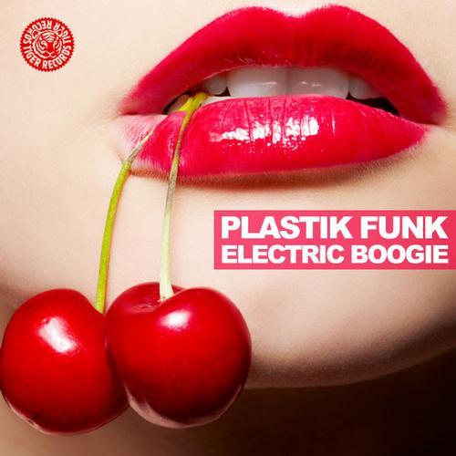 Album Art - Electric Boogie