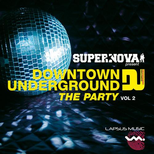 Album Art - DU Downtown Underground The Party Volume 2